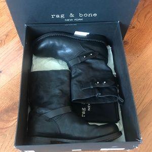 Rag & Bone Moto Boot 8.5